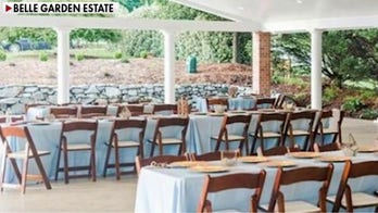 Virginia wedding venue owner suing governor over coronavirus restrictions