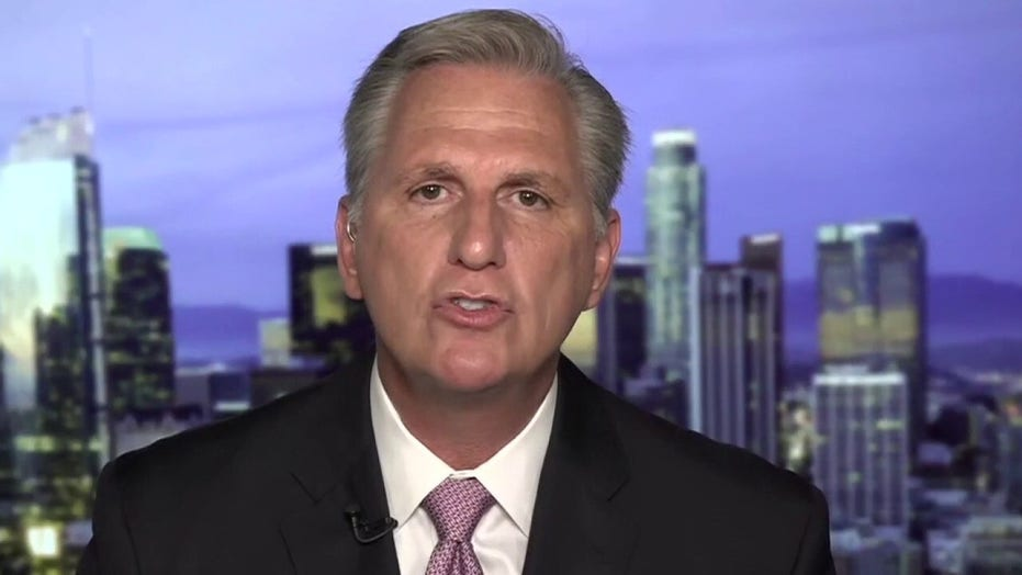 Kevin McCarthy: Democrats ignored truth about COVID origins putting politics before American lives