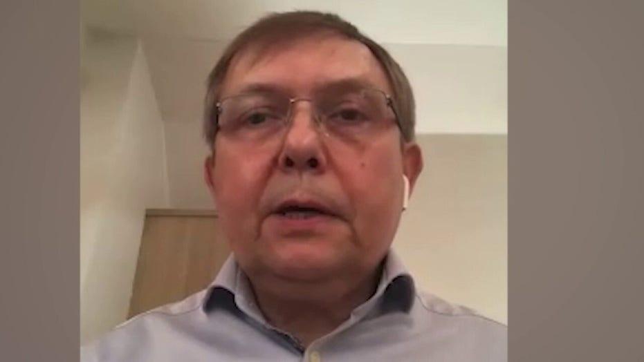 Who is Belarus journalist arrested on diverted Ryanair flight?