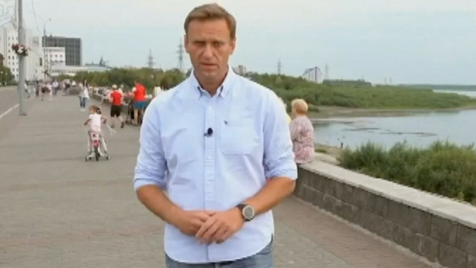 Alexei Navalny's message continues in videos released by his foundation