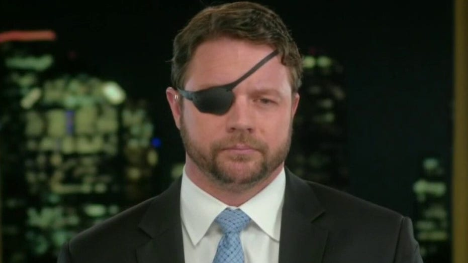 Rep. Dan Crenshaw says he'll be 'blind for about a month' after eye surgery