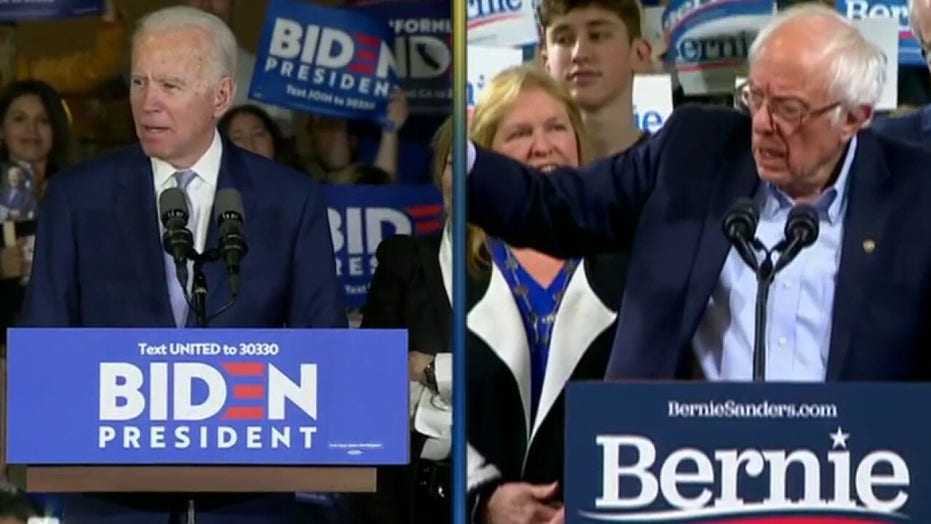 Trump campaign on Biden-Sanders battle, harassment against Rep. Stefanik