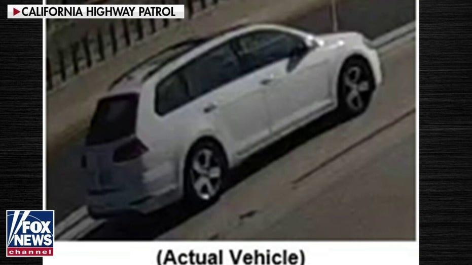 Tiro de Aiden Leos: Investigadores de California publican imagen del vehículo sospechoso en el asesinato de un niño en la carretera, 6