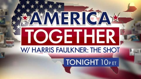 'America Together With Harris Faulkner: The Shot' premieres Sunday