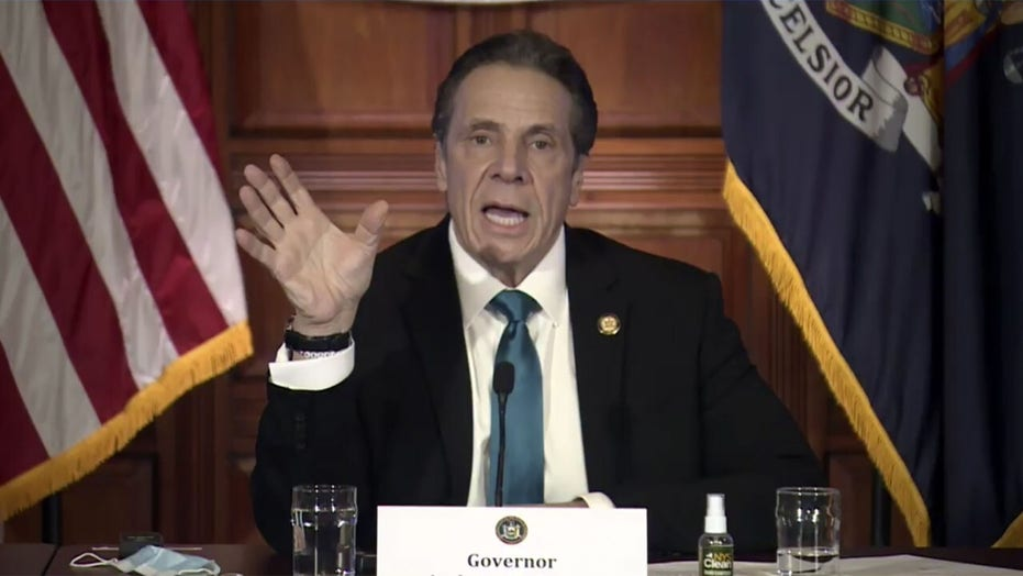 Second accuser comes forward against embattled Gov. Cuomo