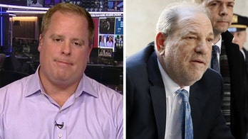 Rich McHugh: Seeing Weinstein in custody was validating
