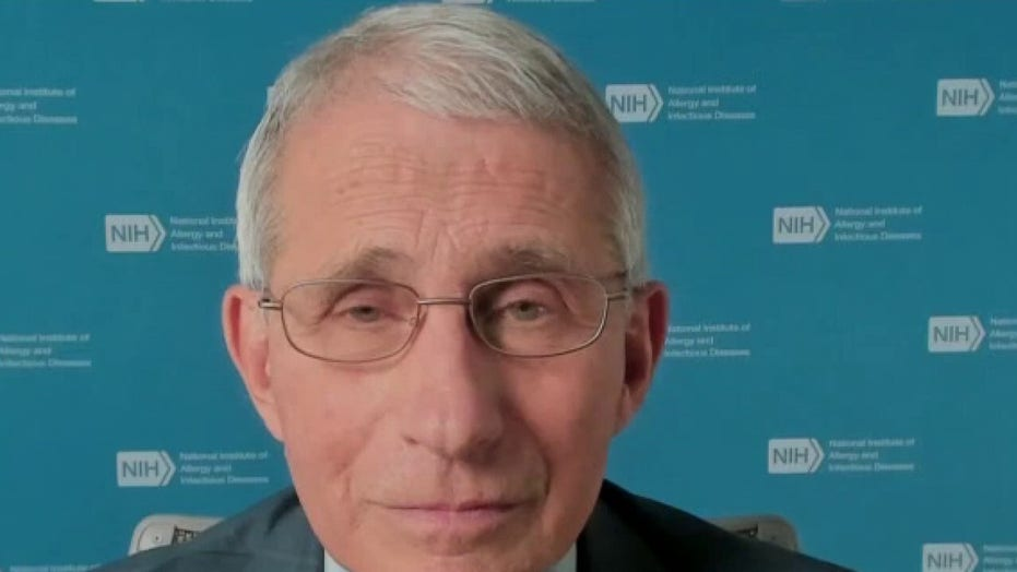 Fauci says Biden, Harris should get COVID-19 vaccine ASAP 'for security reasons'