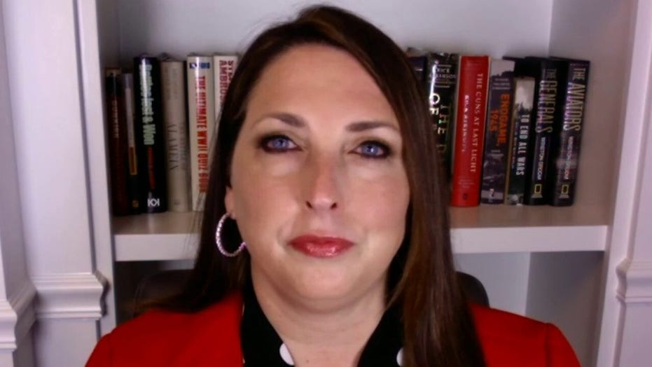 Ronna McDaniel says GOP voter registrations have surged
