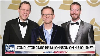 Grammy Award-winning conductor share message of hope with LGBTQ+ community