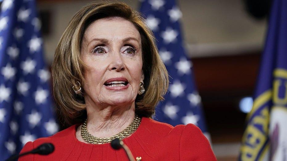 Ingraham: Nancy Pelosi exploits January 6 in a ruthless power grab
