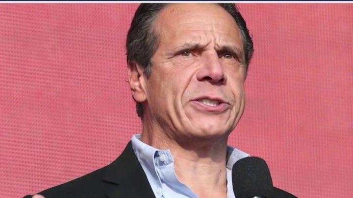 New York Democrats rip Gov. Cuomo's defense of his pandemic response