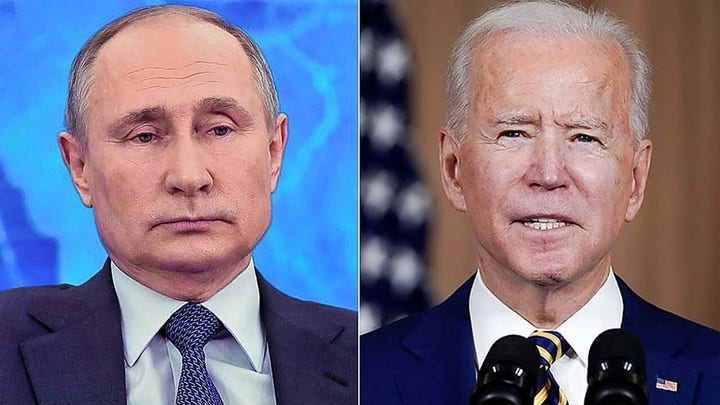 Karl Rove's message for Biden: It's time to be tough with Putin