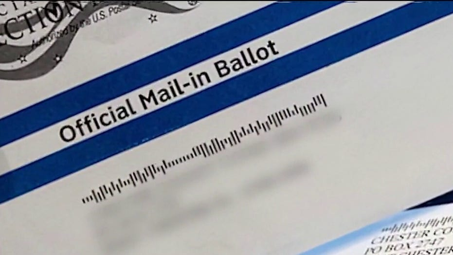 What is the difference between mail-in voting and absentee voting?
