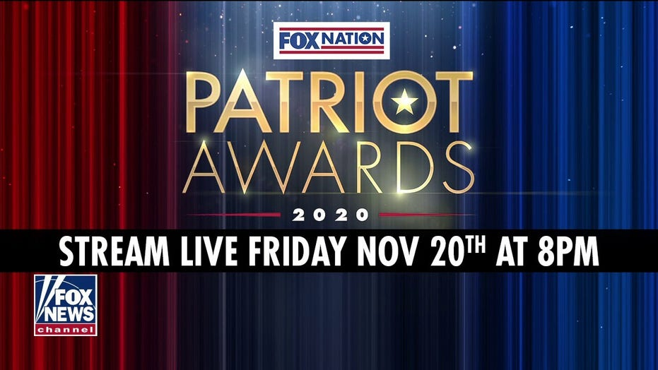 Johnny 'Joey' Jones: Fox Nation Patriot Awards — What patriotism means to me