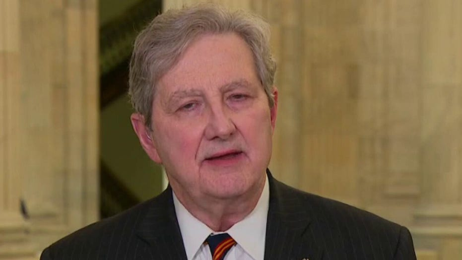 John Kennedy slams AOC for claiming Chauvin verdict 'isn't justice': 'Wokeristas have contempt for America'