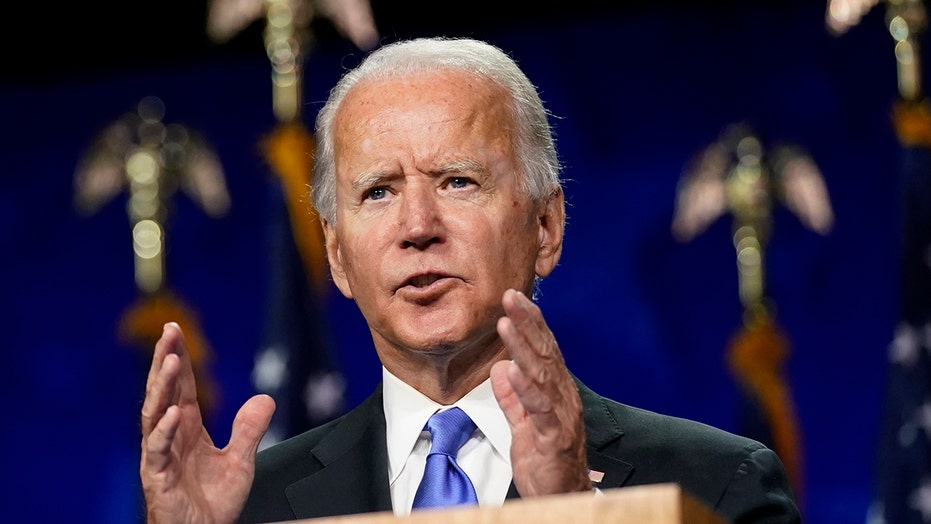 Biden rarely challenged on COVID-19