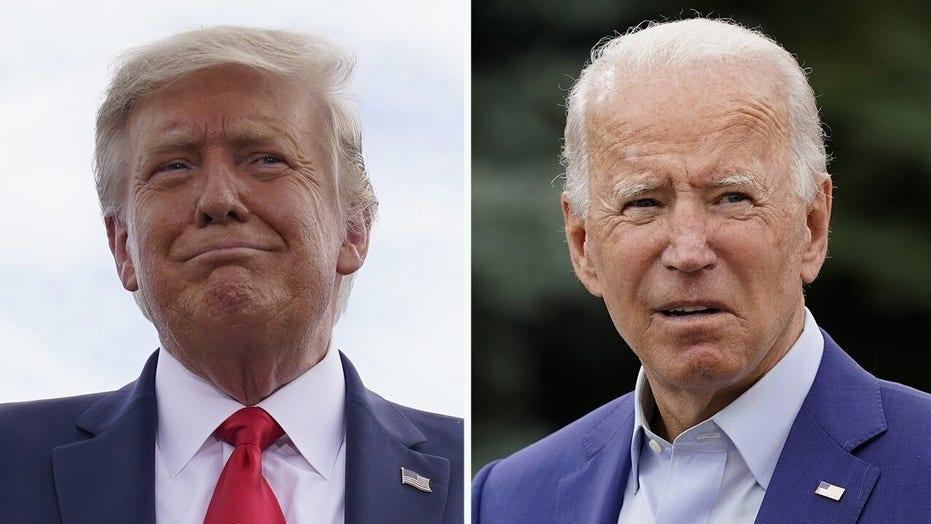 Biden accuses Trump of hiding COVID-19 threat to ensure 'stock market didn't come down'