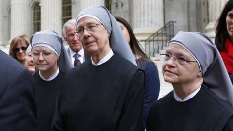 Judge Napolitano: Little Sisters of the Poor 'vindicated' by Supreme Court