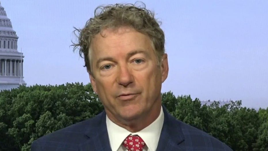 Sen. Paul: Protesters were yelling threats, pushing police to get to me