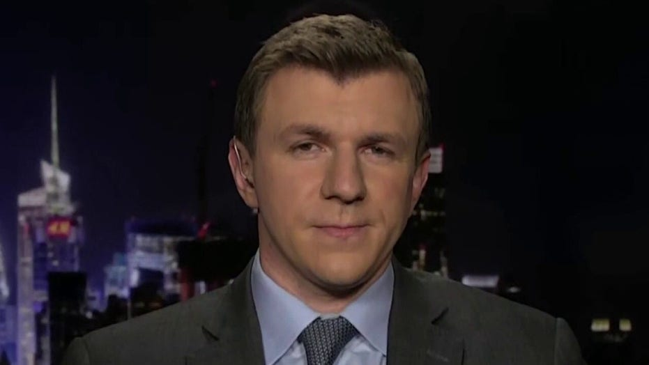 O'Keefe: Exposure of Big Tech censorship agenda leading to 'revolution of whistleblowing'