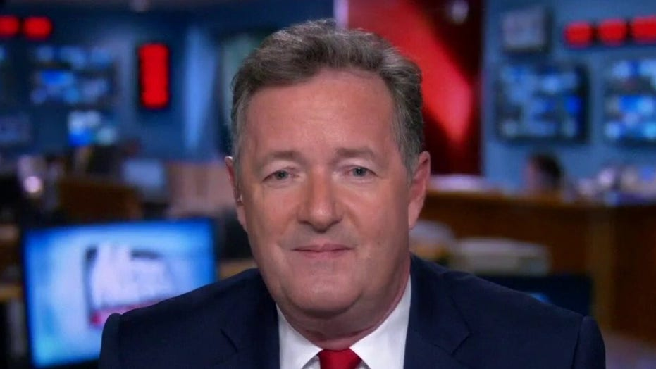 Piers Morgan says liberal lawmakers are failing to deliver in California