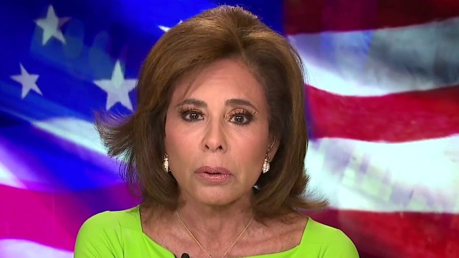 Judge Pirro Flynn Was Railroaded By Corrupt People Trying To