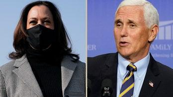 Arnon Mishkin: At VP debate, understudies Harris and Pence look to protect the bosses -- it won't be easy