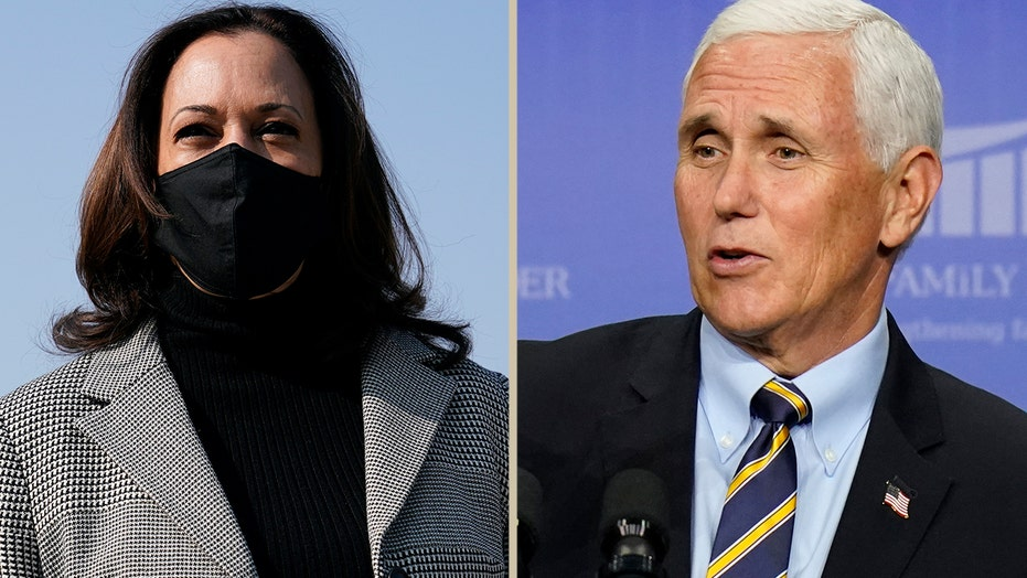 Vice President Mike Pence and Sen. Kamala Harris face off in debate on Wednesday
