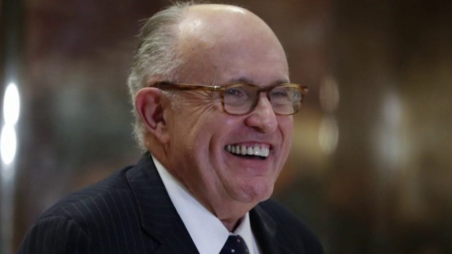 Giuliani insists there is enough fraud evidence to overturn election