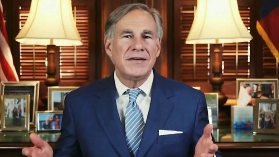 Texas Gov. Abbott mandate face masks in most counties amid pandemic