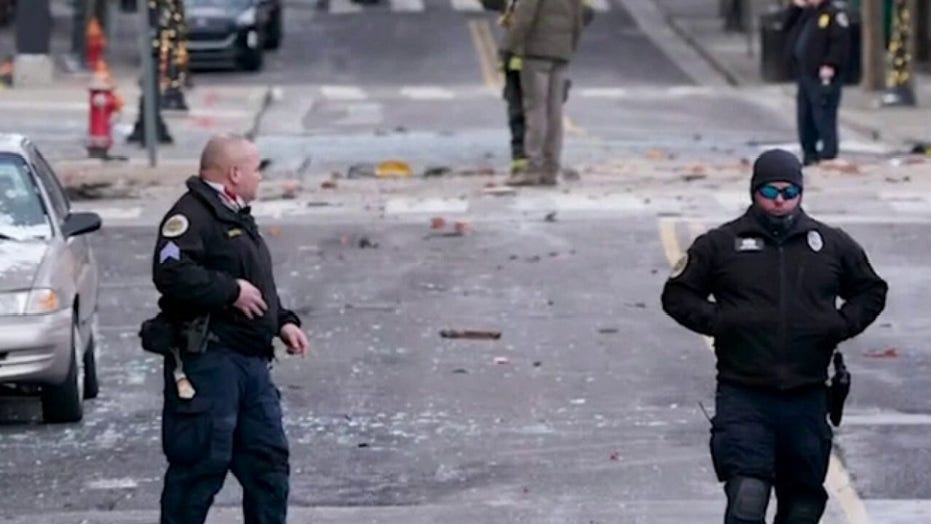 Live Updates: Nashville police, FBI seek motive, a suspect in explosion