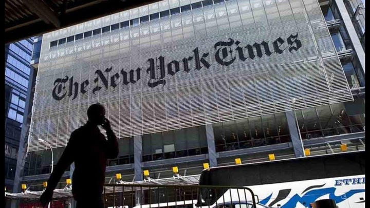 NYT equates 'freedom' to an 'anti-government slogan' amid Cuban protests