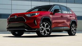 Fox News Autos Test Drive: 2021 Toyota Rav4 Prime