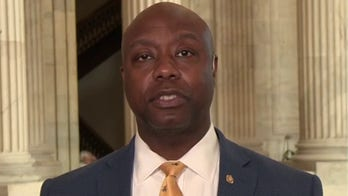 Sen. Scott praises Trump's policy accomplishments for the black community
