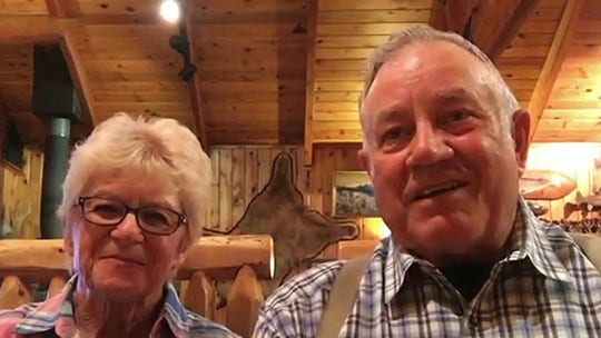 Will Cain introduces his Montana ranch family Dan and Ret Ekstrom