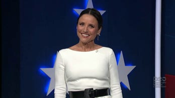 Julia Louis-Dreyfus panned as 'tone-deaf' DNC host; compared to Clint Eastwood's 'empty chair' moment