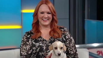 'Pioneer Woman' Ree Drummond partners with Purina for dog treats collection