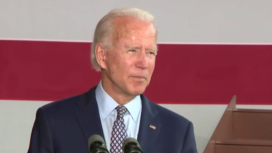 Biden vows to help working families if elected