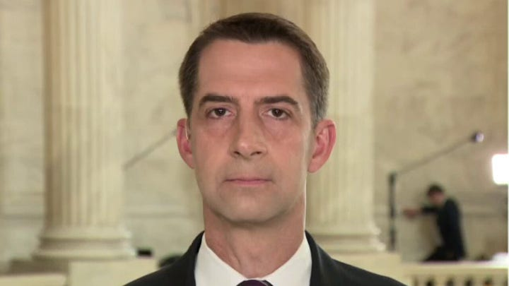 Sen. Cotton: Parents voicing concerns over education 'as American as anything'