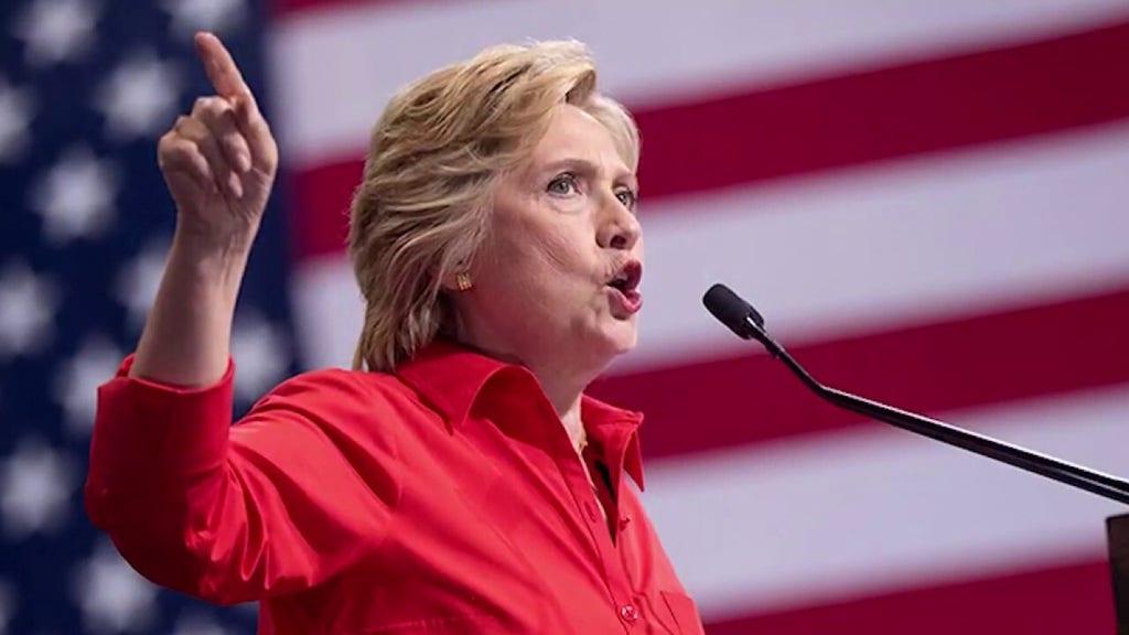 Hillary joins Dem chorus criticizing Trump for censored 'thugs' tweet