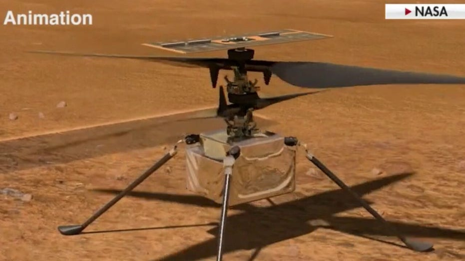 NASA says it will set a new Ingenuity flight date next week, software update needed on Mars helicopter