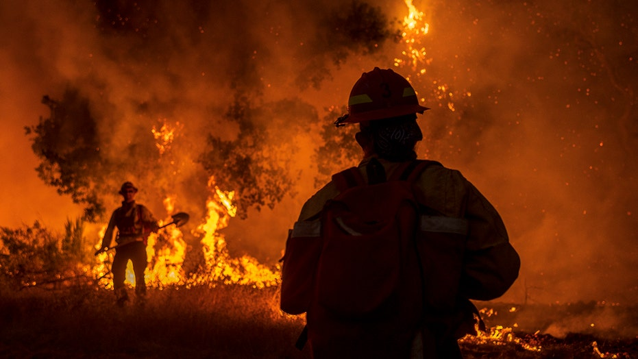 California wildfires spur statewide emergency declaration as more ...