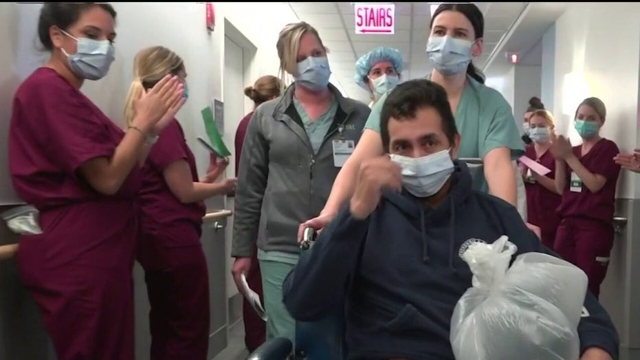 Nurses face grueling conditions amid coronavirus pandemic