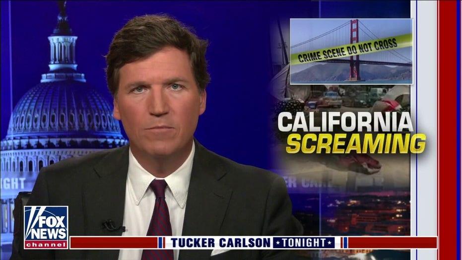 Tucker Carlson exposes real estate companies 'wrecking' America