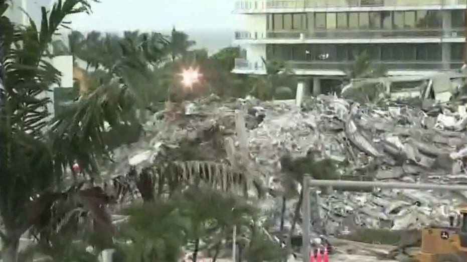 Condo collapse: 10 more victims found in Surfside rubble, making death toll 46