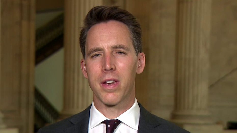 Hawley: Filling SCOTUS vacancy is 'about Republicans keeping their promise'