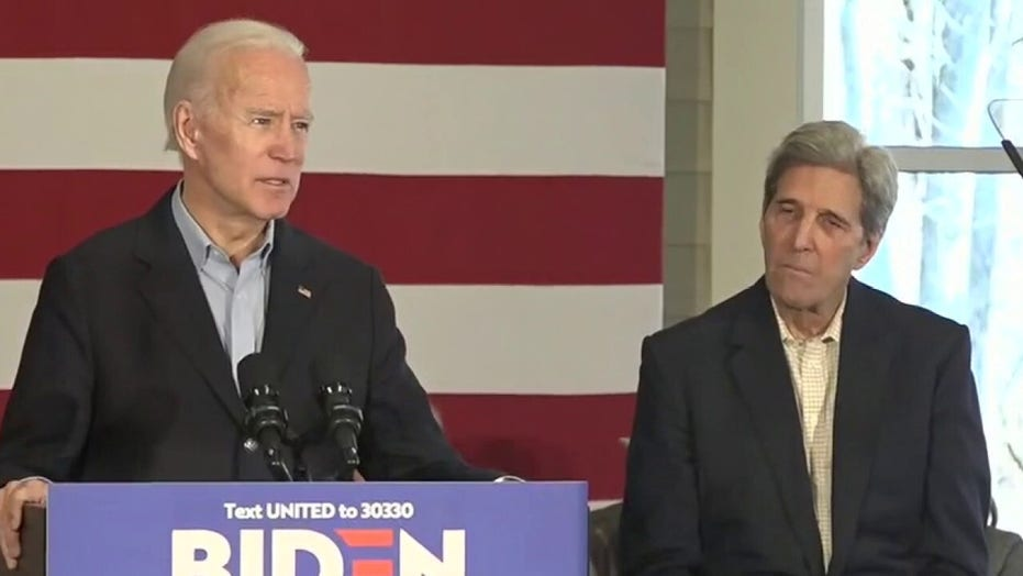 Biden's secretary of state pick praised by Bernie Sanders' advisers