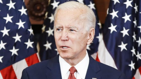 Biden: It's time to deal with systemic racism