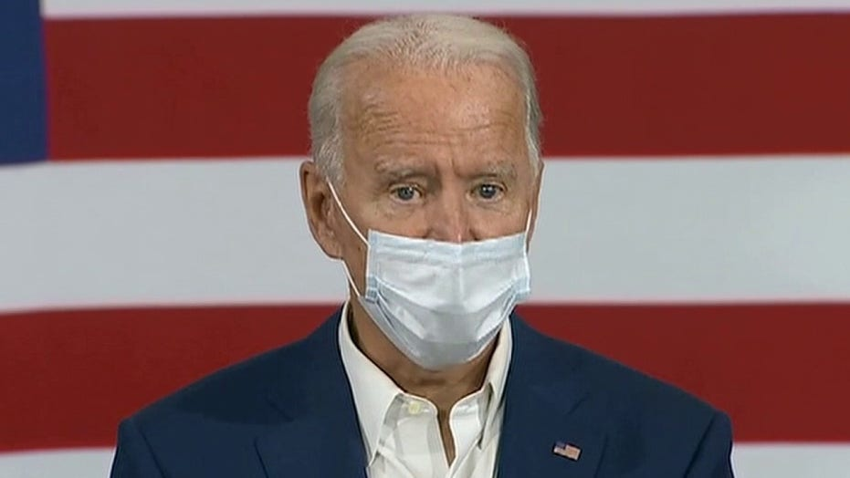 Biden: He froze, he failed to act, he panicked