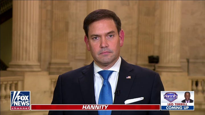 Sen. Rubio urges Biden to act on Milley allegations